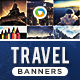 Tours & Travel HTML5 Banners - 7 Sizes - CodeCanyon Item for Sale