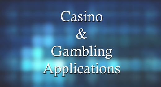Casino & Gambling Web Applications