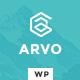 Arvo - A Clever & Flexible Multipurpose WordPress Theme - ThemeForest Item for Sale