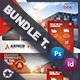 International Transport Bundle Templates - GraphicRiver Item for Sale