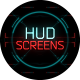 HUD Screen Overlays - VideoHive Item for Sale