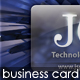 Deep Space Business Card
