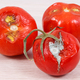 Old moldy tomatoes, unhealthy and disgusting vegtables - PhotoDune Item for Sale