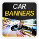Car Banners - GraphicRiver Item for Sale