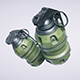 Sci Fi Grenade - 3DOcean Item for Sale
