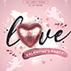 Love Party Flyer - GraphicRiver Item for Sale
