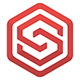Supreme S Letter Logo in Hexagon Form - GraphicRiver Item for Sale