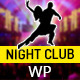 Night Club - One Page WordPress Theme For Parties - ThemeForest Item for Sale