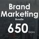 Brand Marketing Powerpoint Presentations Bundle - GraphicRiver Item for Sale