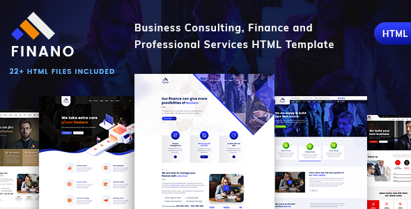 Consulting Finance - Consulting Business - Business Corporate