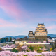 Himeji Castle, Japan in Spring Season - PhotoDune Item for Sale