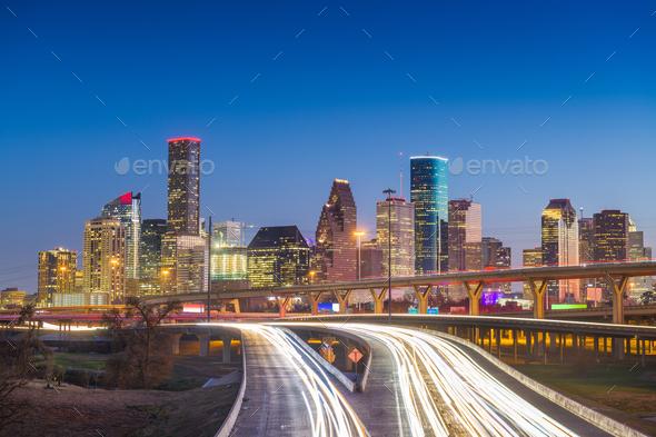 Houston4fin copy - Stock Photo - Images