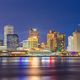 New Orleans, Louisiana, USA downtown city skyline on the Mississ - PhotoDune Item for Sale