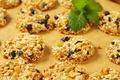Sesame raisin cookies - PhotoDune Item for Sale