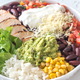 Burrito bowl on the table - PhotoDune Item for Sale