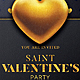 2 Valentines Day Flyer Invitation - GraphicRiver Item for Sale