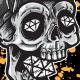 Skull Diamonds - GraphicRiver Item for Sale