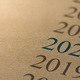 Year 2020, Two Thousand And Twenty Timeline - PhotoDune Item for Sale