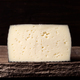 block of spanish sheep cheese on wooden board - PhotoDune Item for Sale