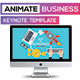 Business Animate Keynote Presentation - GraphicRiver Item for Sale