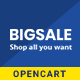BigSale - The Multipurpose Responsive SuperMarket Opencart 3 Theme - ThemeForest Item for Sale