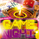 Game Night Event Flyer - GraphicRiver Item for Sale