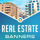 Real Estate HTML5 Banners - 7 Sizes - CodeCanyon Item for Sale