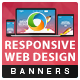 Web Design Agency HTML5 Banners - 7 Sizes - CodeCanyon Item for Sale