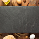 bread and bakery ingredients on wood - PhotoDune Item for Sale