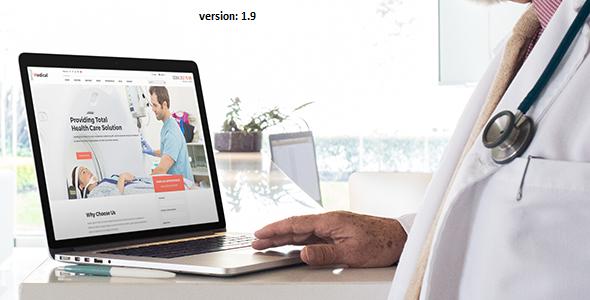 Medical - Health Drupal 8.6 Theme - Drupal CMS Themes