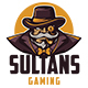 Sultans Gaming Logo Template - GraphicRiver Item for Sale