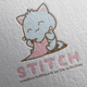 Stitch Logo Design - GraphicRiver Item for Sale