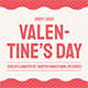 Valentine's Day Flyer Set - GraphicRiver Item for Sale