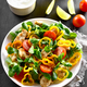 Vegetable salad with chicken meat - PhotoDune Item for Sale