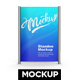 Standee Banner Mockup - GraphicRiver Item for Sale