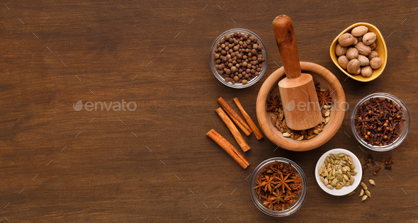Mulled wine recipe concept - Stock Photo - Images