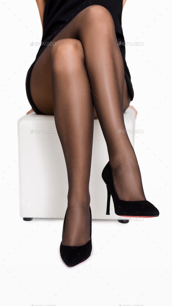 Sexy Women In High Heels