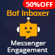 Messenger Engagement - A Bot Inboxer Add-on : A Power Pack of 5 Messenger Engagement Tools - CodeCanyon Item for Sale