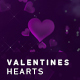 Valentines Hearts - VideoHive Item for Sale