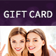 Party Gift Card - GraphicRiver Item for Sale
