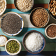 Variety of grains - PhotoDune Item for Sale