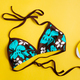 Bikini on a yellow background - PhotoDune Item for Sale