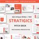 Stratigics Premium Keynote Presentation Template - GraphicRiver Item for Sale