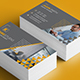 Horizontal & Vertical Corporate Business Cards #4 - GraphicRiver Item for Sale