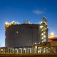 Liquefied natural gas storage tank at dusk. - PhotoDune Item for Sale