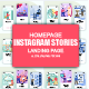 Instagram Stories Mobile App - GraphicRiver Item for Sale