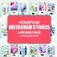 Instagram Stories Mobile App - GraphicRiver Item for Sale