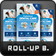 Dental Roll-Up Banner - GraphicRiver Item for Sale