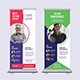 Conference & Event Roll-up Banners - GraphicRiver Item for Sale