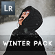 50 Winter Premium Pack Lightroom Presets - GraphicRiver Item for Sale